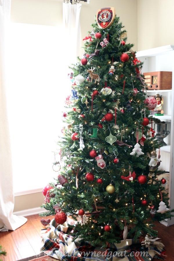 120115-8 2015 Merry Christmas Tour of Homes Blog Hop Decorating Holidays