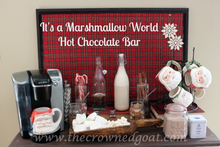 121715-7 Hot Cocoa Bar Essentials Holidays