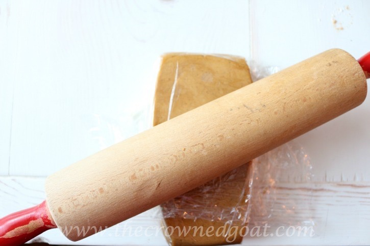 122415-6 Gingerbread Cookies Baking Christmas Holidays