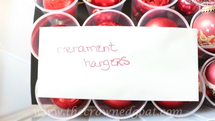 122915-9 How to Organize Christmas Ornaments DIY Holidays