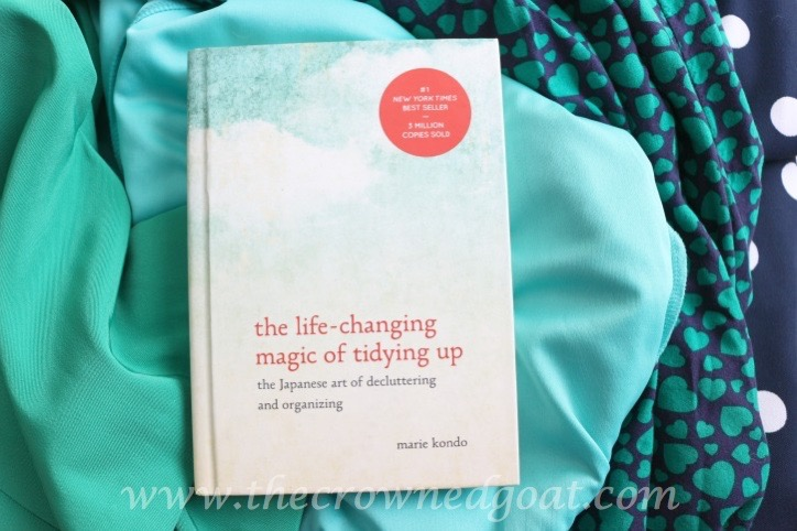 010516-14 The Life-Changing Magic of Tidying Up Organization
