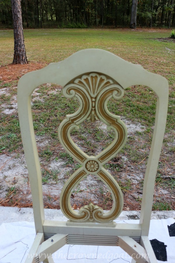 011516-5 Lucketts Green Milk Painted Chairs Decorating Loblolly_Manor Painted Furniture