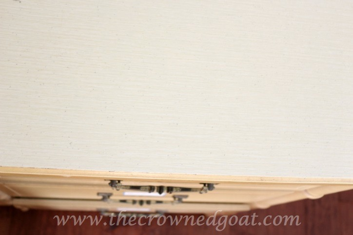 021616-5 Pure White Painted Dresser DIY Painted Furniture