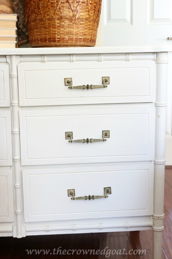 021616-7-Annie-Sloan-Chalk-Painted-Dresser-in-Pure-White Pure White Painted Dresser DIY Painted Furniture