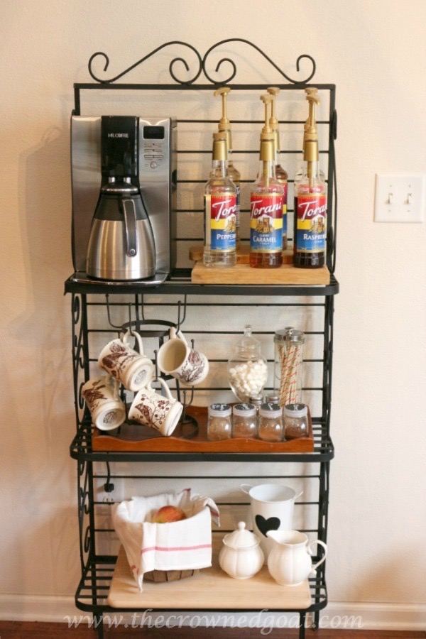 022316-4 Indoor Coffee Station Updates Decorating DIY