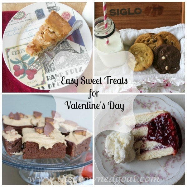 Easy-Sweet-Treats-for-Valentines-Day-Pinnable Sweet Treats for Valentine's Day  Baking