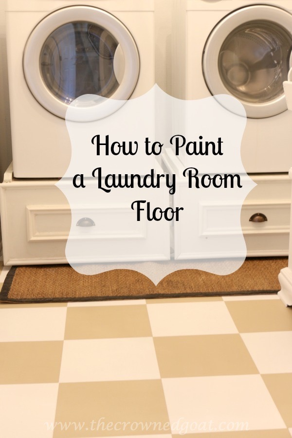 031016-10 How to Paint a Laundry Room Floor DIY