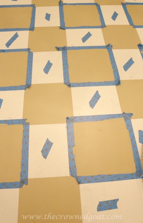 031016-6 How to Paint a Laundry Room Floor DIY