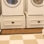 How to Paint a Laundry Room Floor