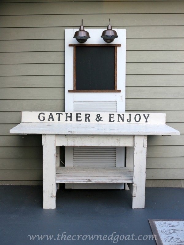 032216-10 Workbench to Outdoor Serving Station Uncategorized