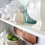 Decorating for Spring with Vintage or Salvaged Finds
