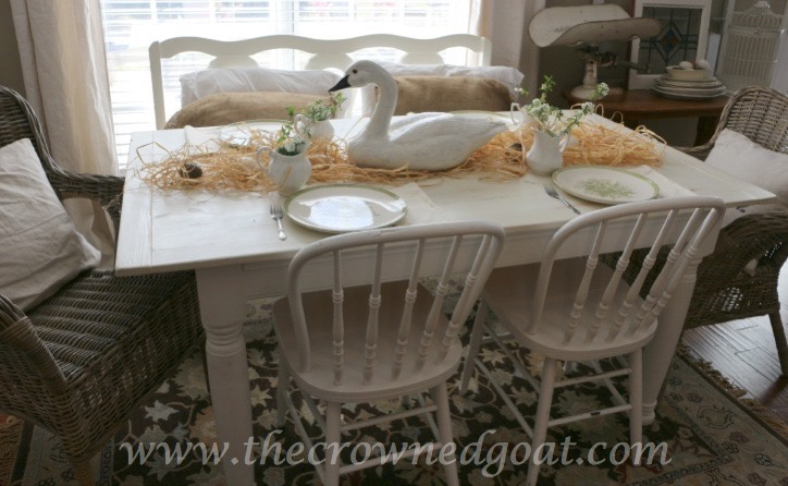 032316-4 Decorating for Spring with Vintage or Salvaged Finds Decorating