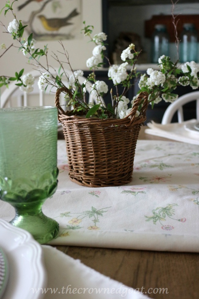 032316-6 Decorating for Spring with Vintage or Salvaged Finds Decorating