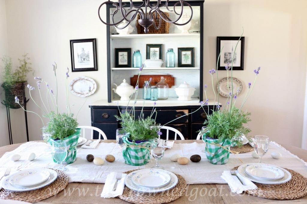 032416-1-1024x682 Spring Inspired Dining Room Decorating DIY Spring