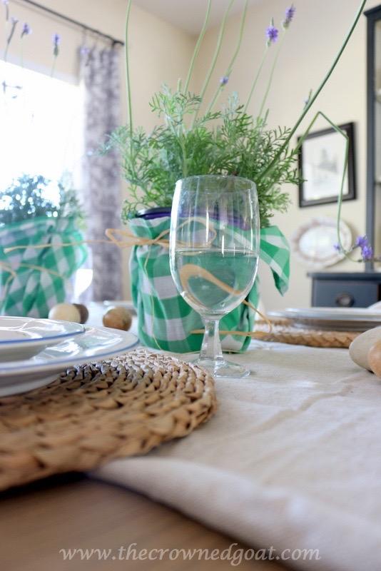 032416-7 Spring Inspired Dining Room Decorating DIY Spring