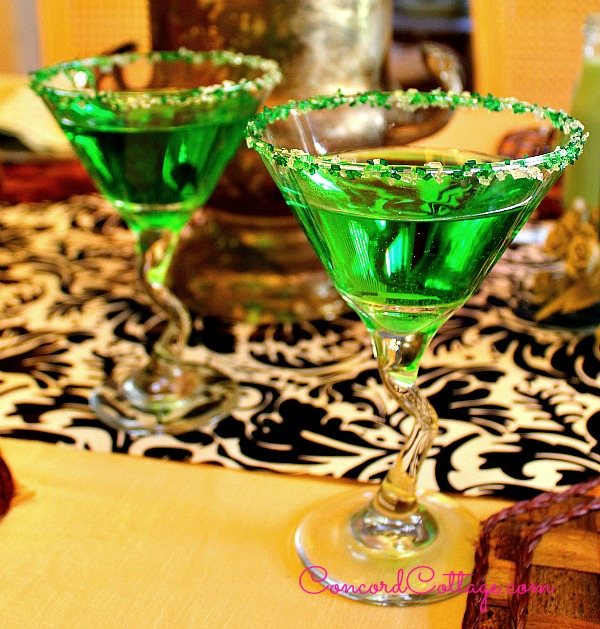 St.-Patricks-Day-Drinks-Cocktails-3 St. Patrick Day Ideas Holidays
