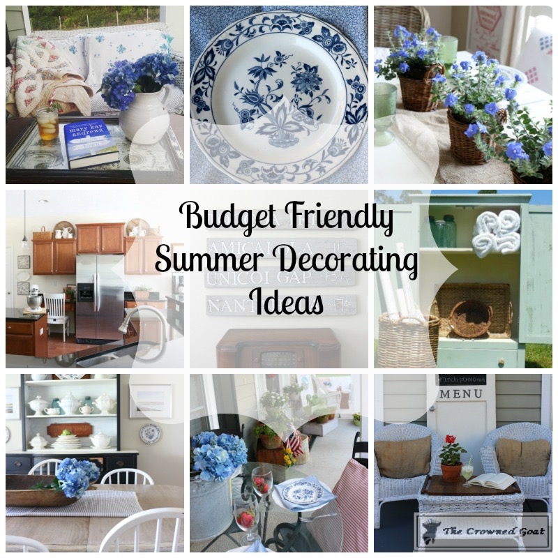 052416-12 Budget Friendly Decorating Tips for Summer Decorating