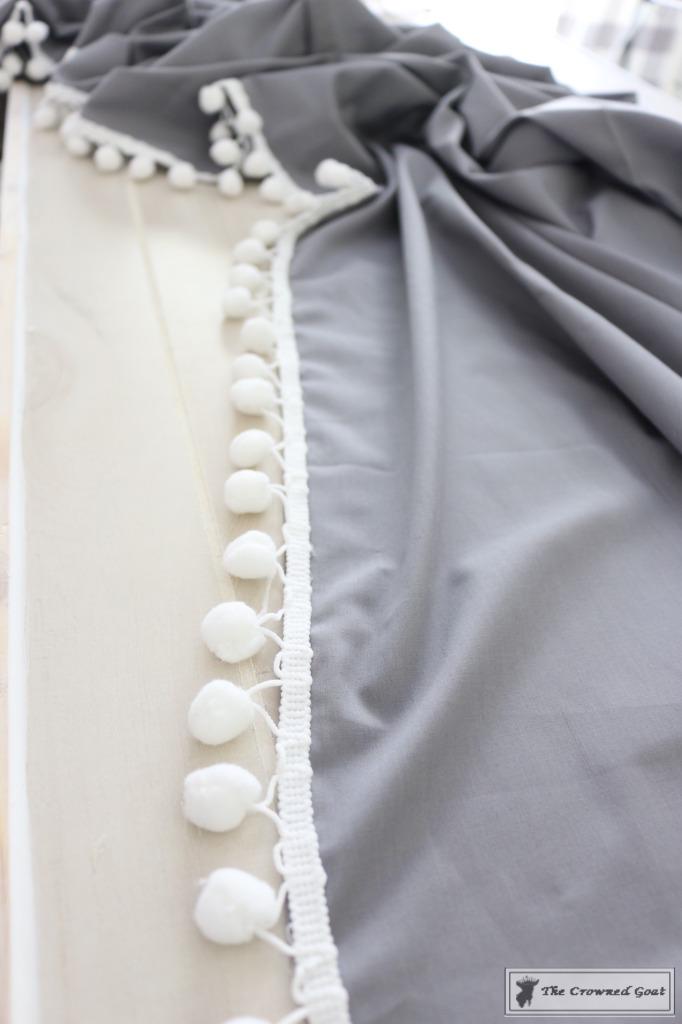 060816-7-682x1024 No Sew Pom-Pom Curtains Decorating DIY