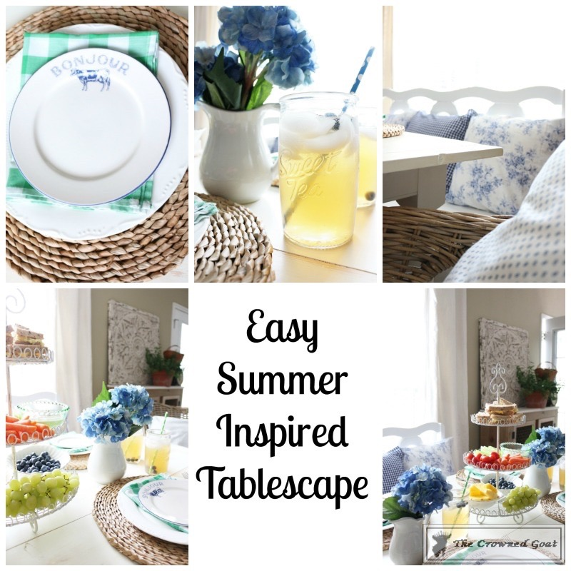 062016-1 Summer Inspired Tablescape Decorating