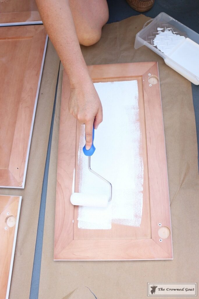 072216-15-683x1024 Painting a Bathroom Cabinet with General Finishes Milk Paint DIY Painted Furniture