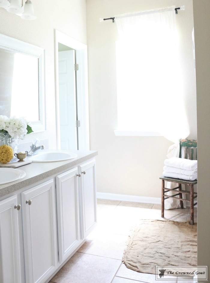 Budget Friendly Bathroom Makeover-15