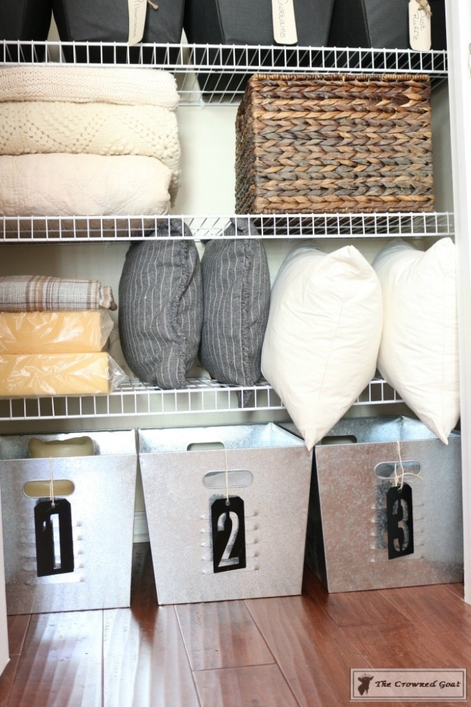 How-to-Keep-Linen-Closets-Organized-11-682x1024 How to Keep Linen Closets Organized and Maintained  DIY Organization