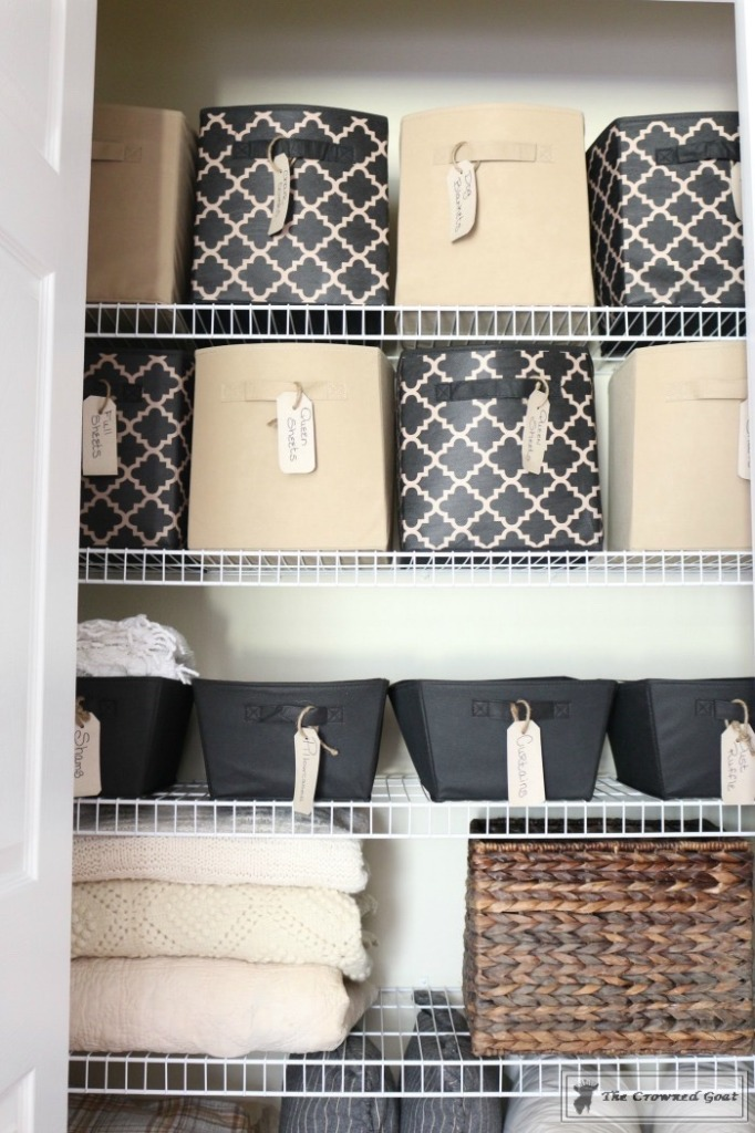 How-to-Keep-Linen-Closets-Organized-6-682x1024 How to Keep Linen Closets Organized and Maintained  DIY Organization