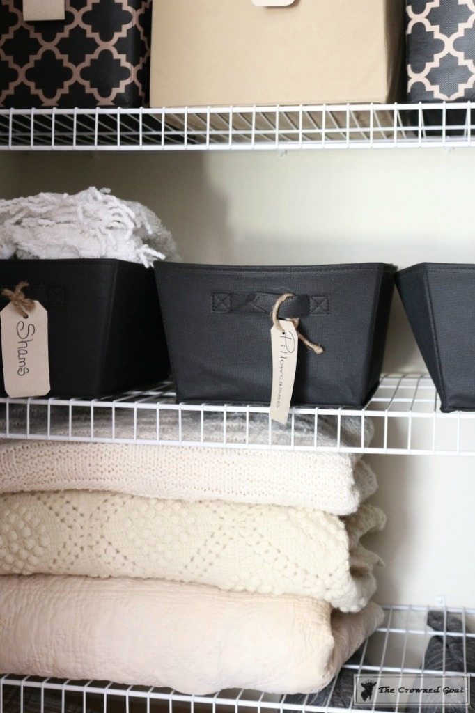 How-to-Keep-Linen-Closets-Organized-9-682x1024 How to Keep Linen Closets Organized and Maintained  DIY Organization