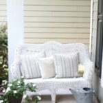 Painting-Wicker-Patio-Furniture-6-150x150 Painted Furniture