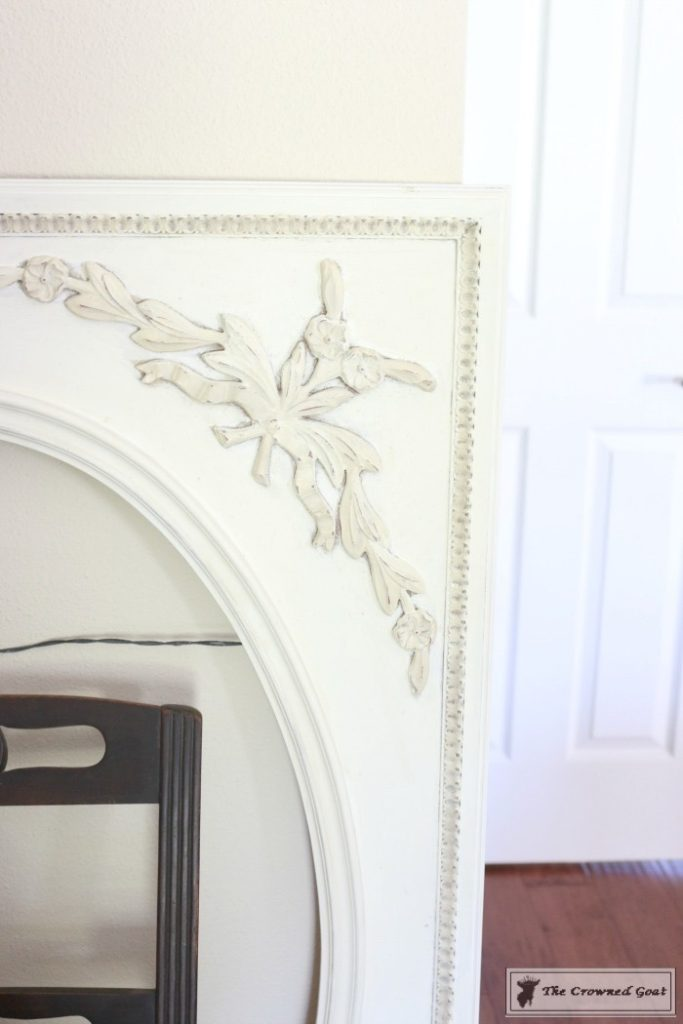 ASCP-Mirror-Makeover-10-683x1024 ASCP Vintage Mirror Frame Makeover DIY Painted Furniture