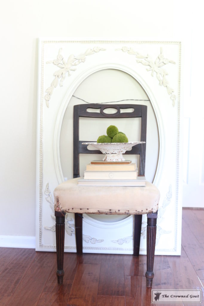 ASCP-Mirror-Makeover-9-683x1024 ASCP Vintage Mirror Frame Makeover DIY Painted Furniture