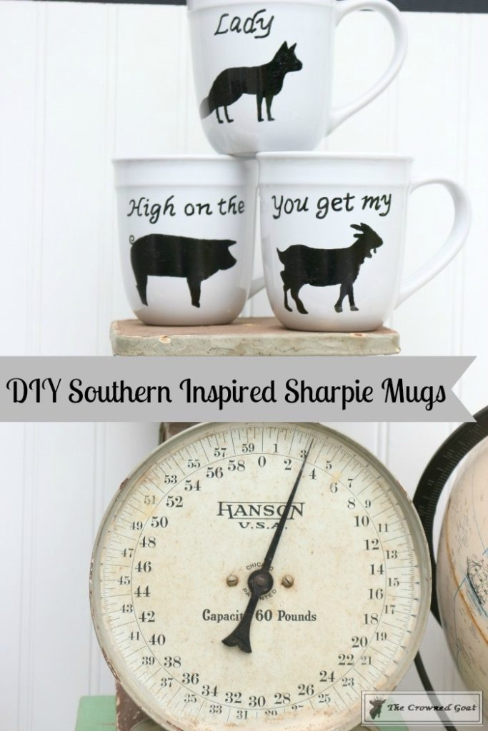 DIY-Southern-Inspired-Sharpie-Mugs-Printable-683x1024 DIY Sharpie Mugs Inspired by the South DIY