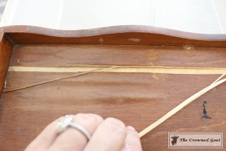 DIY Tea Stain for a Simple Tray Makeover-2