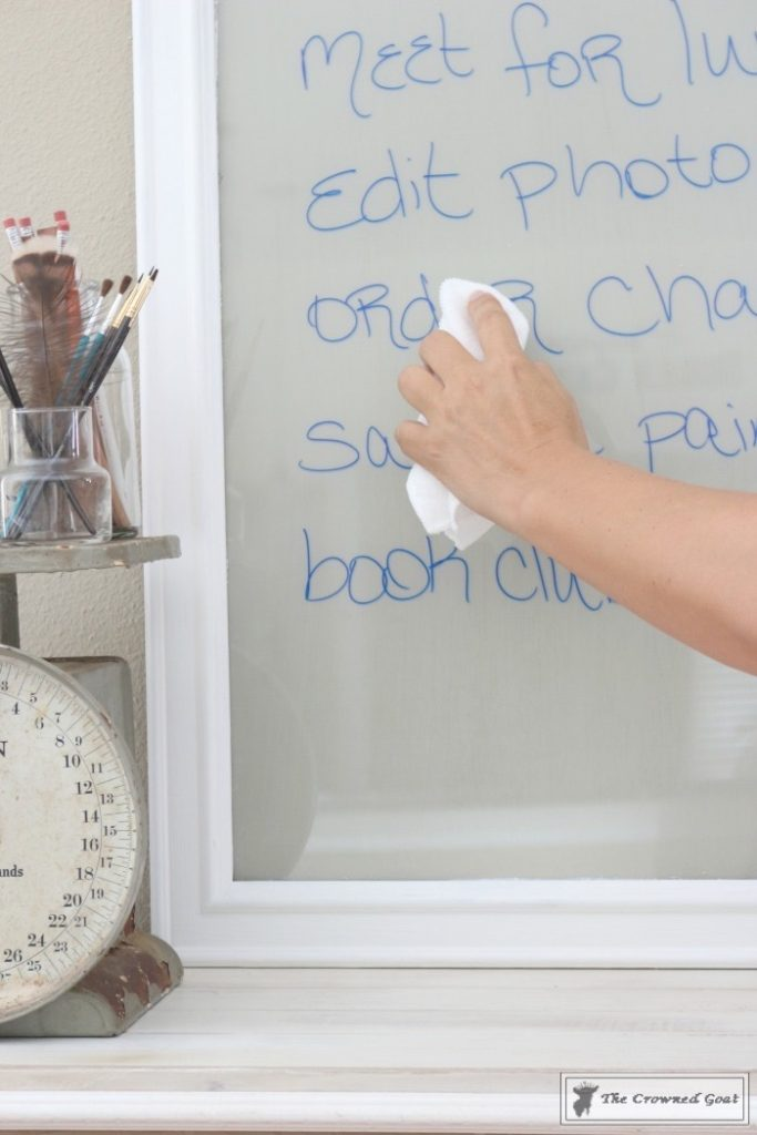 Easy DIY Dry Erase Board-17