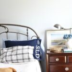 How to Personalize Pillowcases with Chalk Paint