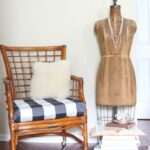 Revitalizing a Rattan Chair with DIY Furniture Polish