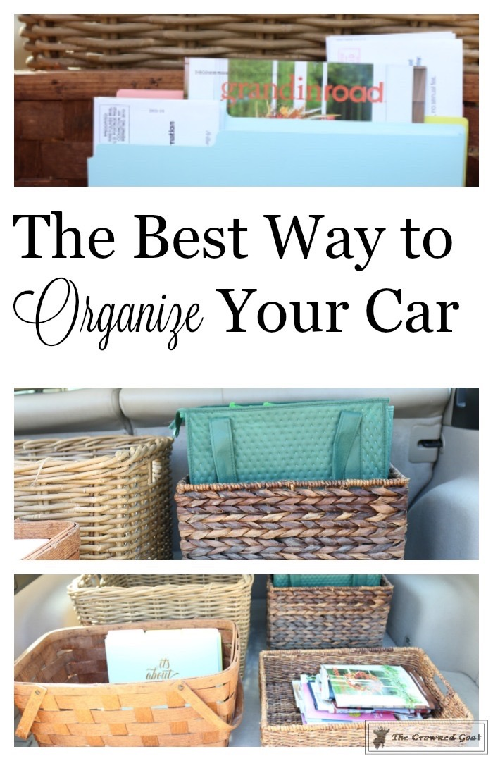 The Best Way To Organize Your Car