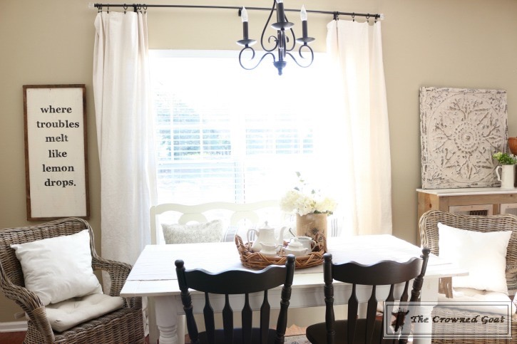 Breakfast-Nook-Makeover-Reveal-1 Breakfast Nook Makeover Reveal Decorating DIY