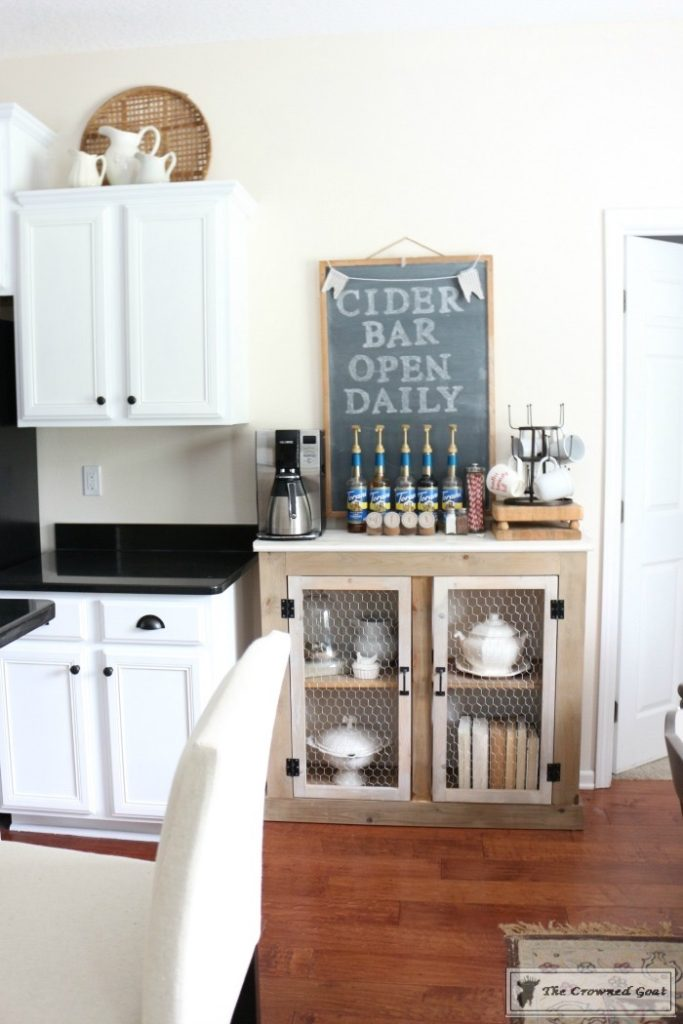 Breakfast-Nook-Makeover-Reveal-2-683x1024 Breakfast Nook Makeover Reveal Decorating DIY