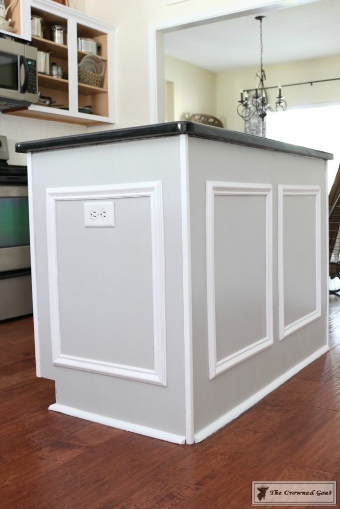 How-to-Customize-a-Kitchen-Island-8-683x1024 How to Customize a Kitchen Island on a Budget DIY Painted Furniture
