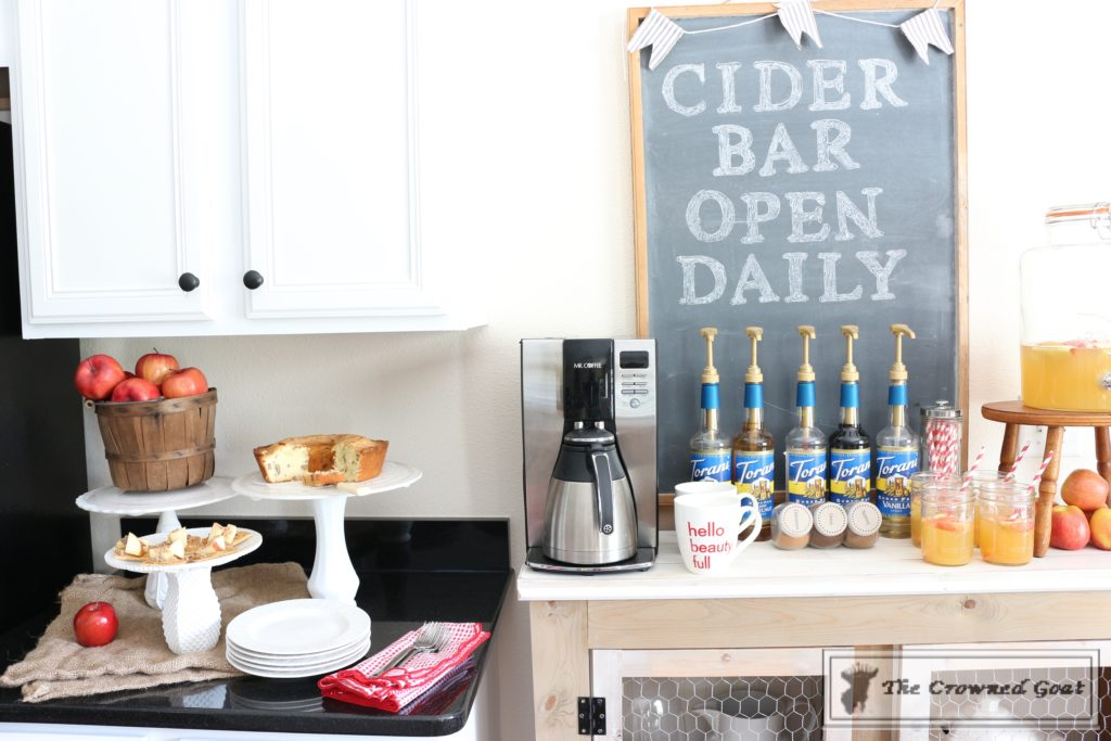 Simple-Tips-for-a-Fall-Cider-Bar-9-1024x683 Simple Tips for a Fall Cider Bar DIY Fall Holidays