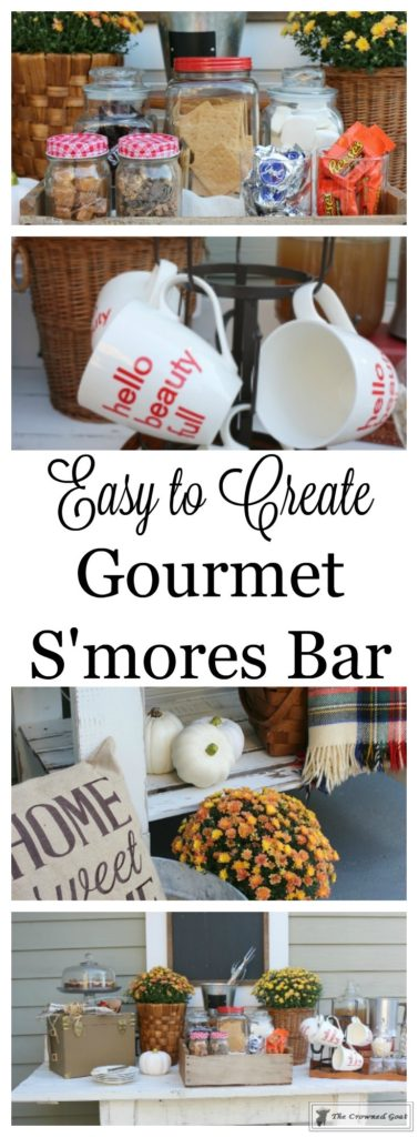 Creating-a-Gourmet-Smores-Bar-1-377x1024 How to Create a Gourmet S'mores Bar Decorating Holidays