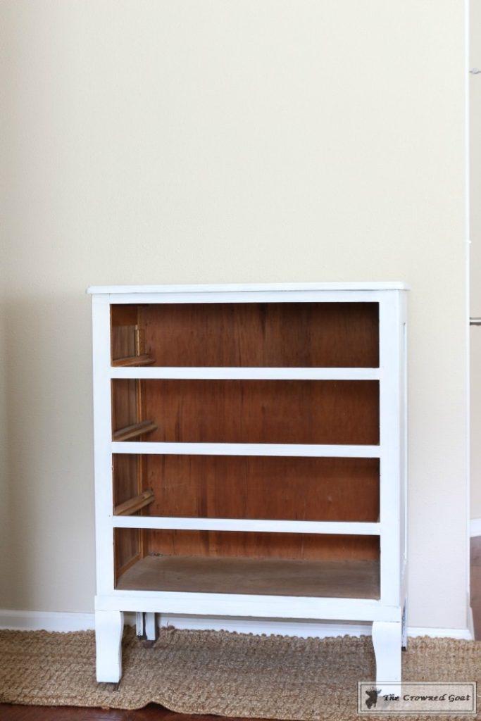 Seaglass-Dresser-Makeover-3-683x1024 Coastal Dresser Makeover DIY Painted Furniture