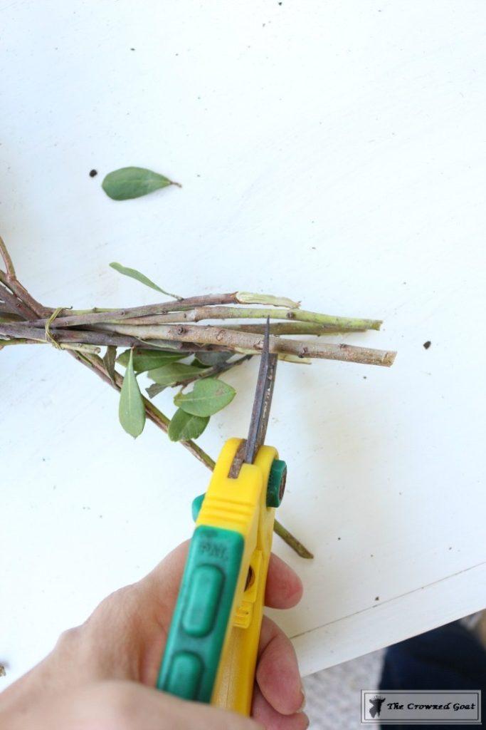 Easy-to-Make-Holiday-Spray-8-683x1024 Creating a Simple Holiday Spray DIY Holidays