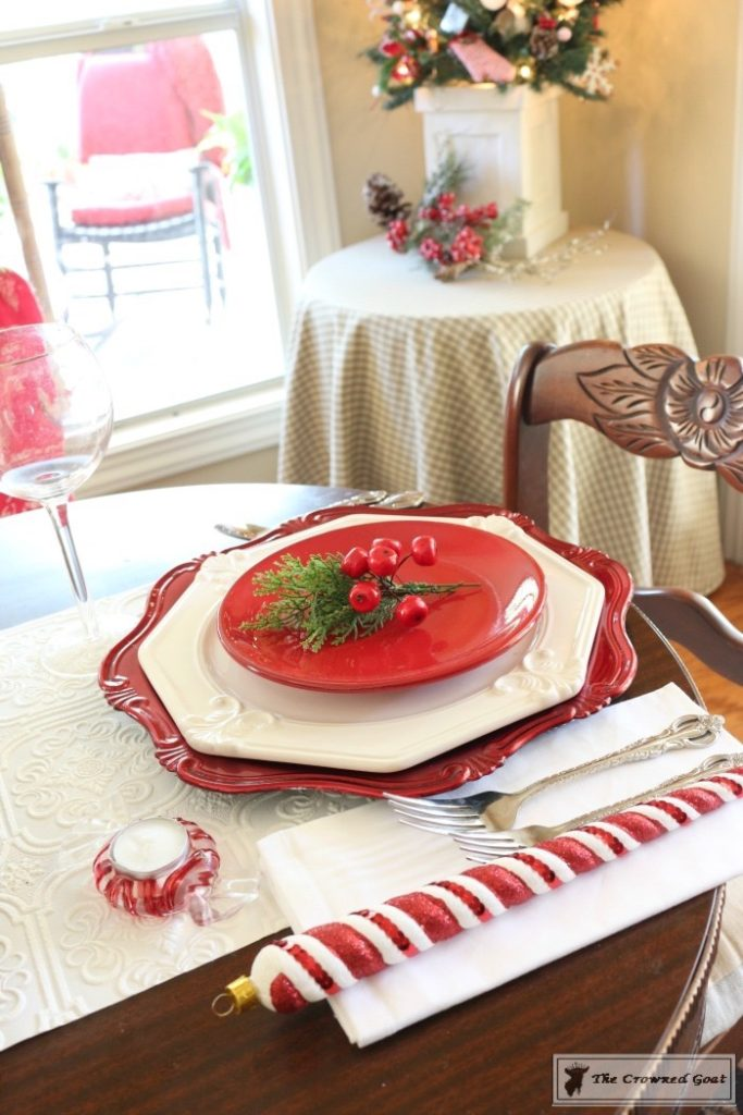 Gingerbread-Inspired-Kitchen-and-Breakfast-Nook-9-683x1024 Gingerbread Inspired Breakfast Nook and Kitchen Tour Christmas Decorating Holidays