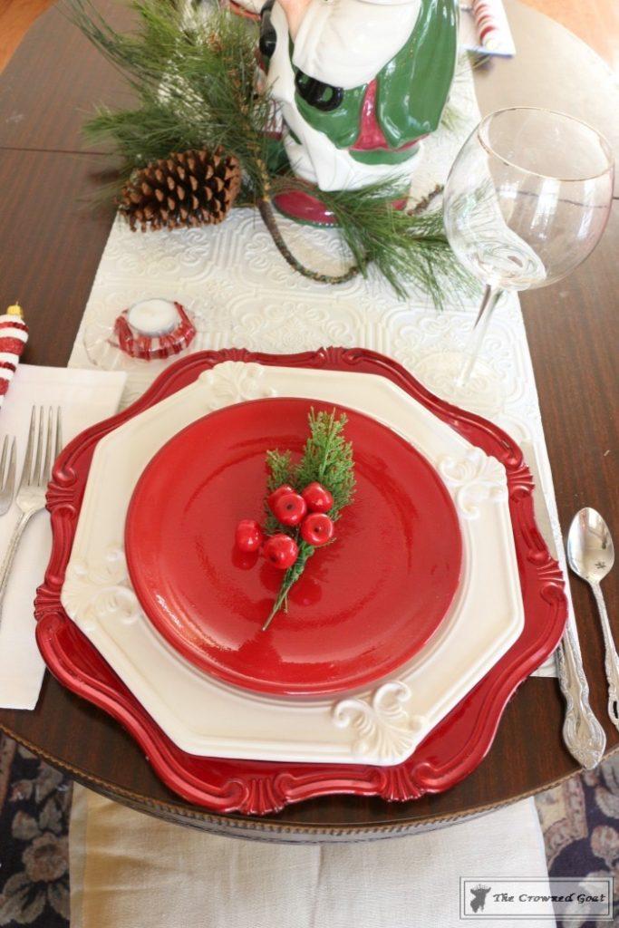 Traditional-Christmas-Home-Tour-10-683x1024 Traditional Christmas Home Tour at Bliss Barracks Christmas DIY Holidays
