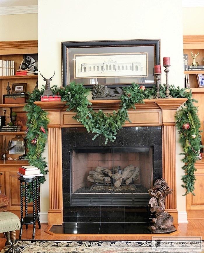 Traditional-Christmas-Home-Tour-13 Traditional Christmas Home Tour at Bliss Barracks Christmas DIY Holidays