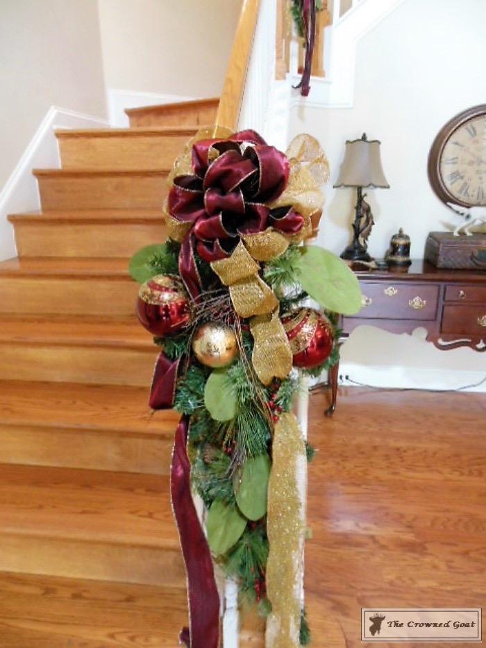 Traditional-Christmas-Home-Tour-2 Traditional Christmas Home Tour at Bliss Barracks Christmas DIY Holidays