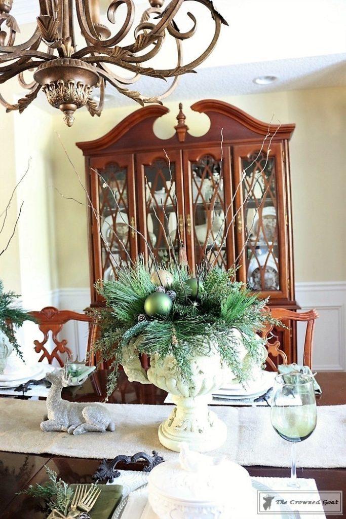 Traditional-Christmas-Home-Tour-5-683x1024 Traditional Christmas Home Tour at Bliss Barracks Christmas DIY Holidays