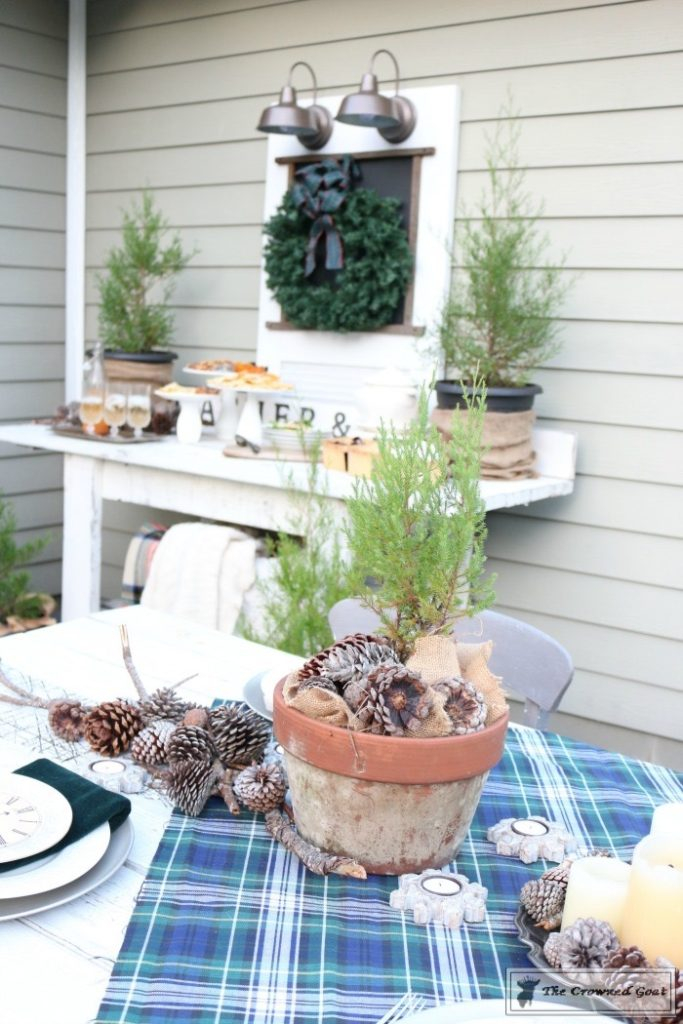 Rustic-New-Years-Tablescape-18-683x1024 Rustic New Year's Tablescape Christmas DIY Holidays